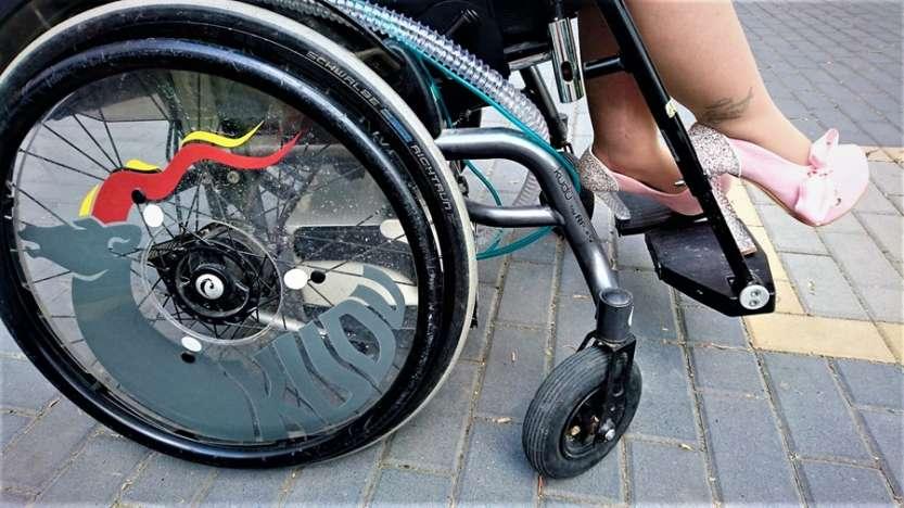 szpilki niepełnosprawność